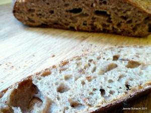 DIY Whole Wheat Rye, Redux