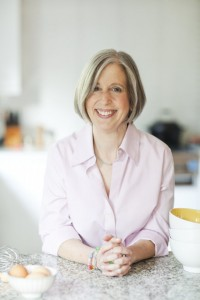 Cookbook author Jennie Schacht