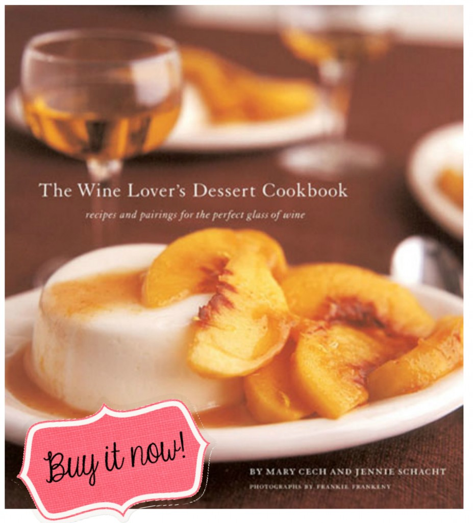 Buy Wine Lover's Dessert Cookbook