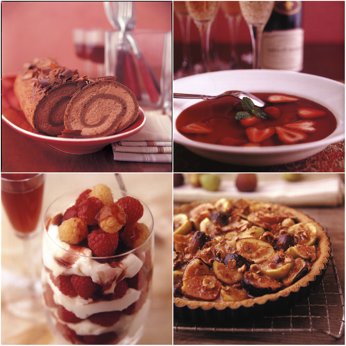 Wine Lovers Desserts
