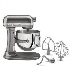Giveaway: Win a KitchenAid Pro Line 7-quart stand mixer!