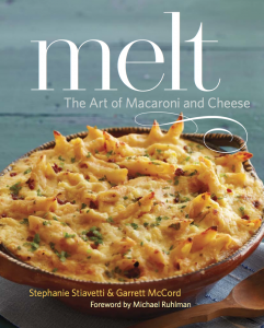 Cookbook Review: Melt: The Art of Macaroni and Cheese + Cookware Giveaway!