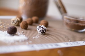 Easy Chocolate Truffles with a Secret Ingredient