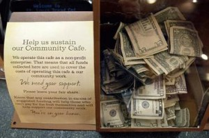 Panera non-profit spinoff lets diners pay what they can
