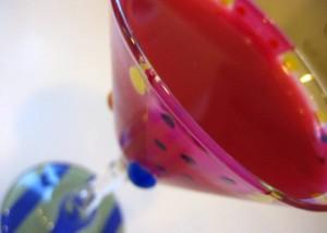 DIY Pomegranate Cosmos