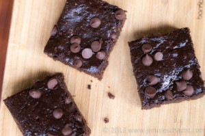 Fudgy Brownies with Benefits